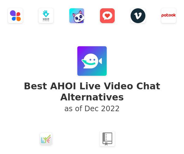 Best AHOI Live Video Chat Alternatives