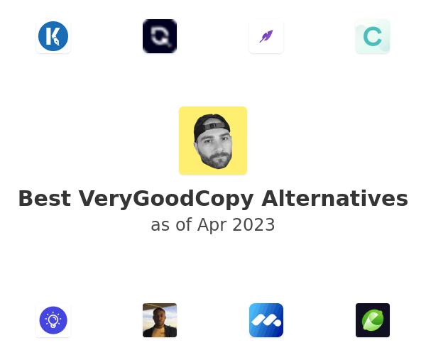 Best VeryGoodCopy Alternatives