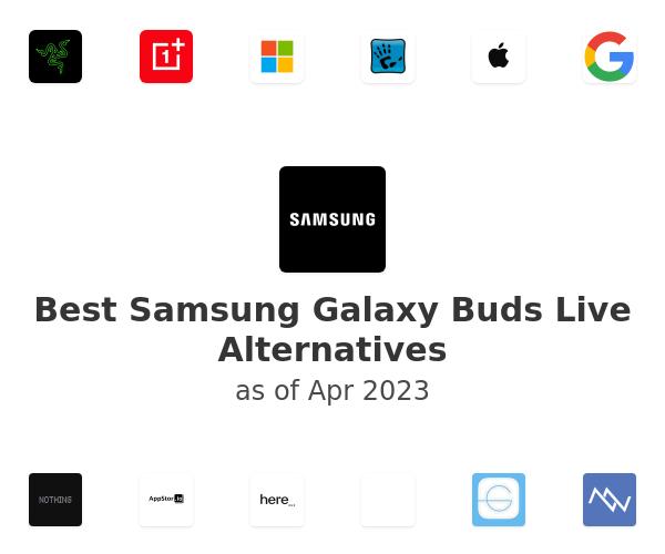 Best Samsung Galaxy Buds Live Alternatives