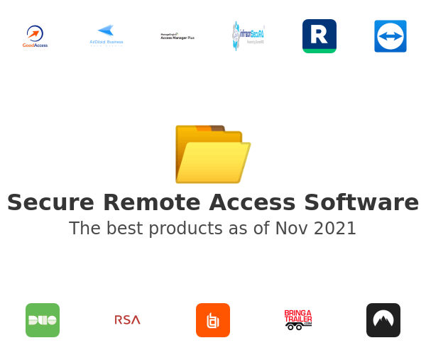 Secure Remote Access Software