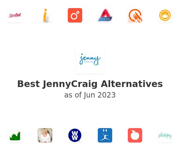 Best JennyCraig Alternatives