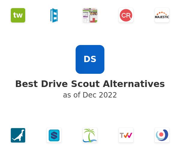Best Drive Scout Alternatives