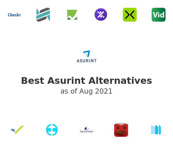 Best Asurint Alternatives
