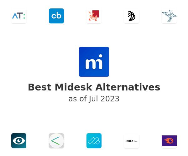Best Midesk Alternatives