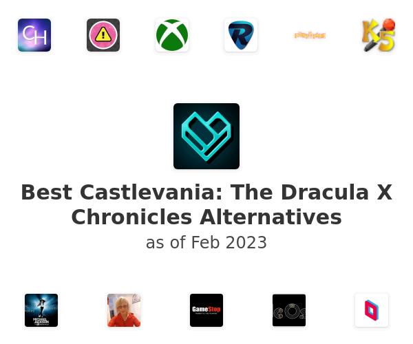 Best Castlevania: The Dracula X Chronicles Alternatives
