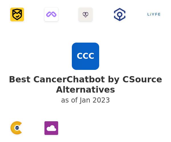 Best CancerChatbot by CSource Alternatives