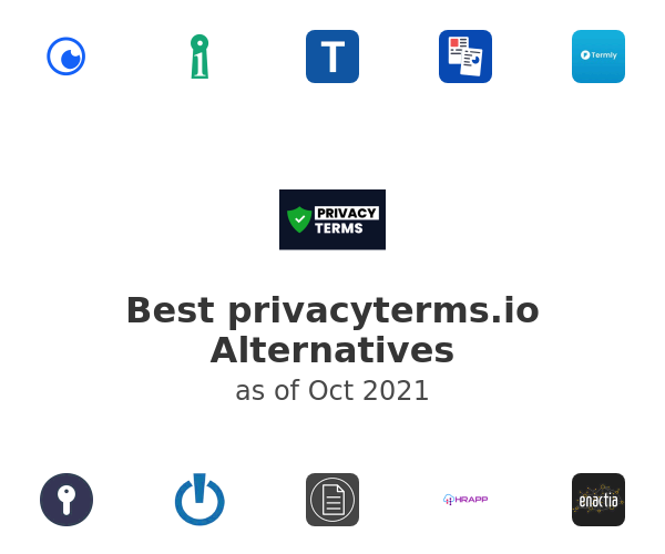 Best privacyterms.io Alternatives
