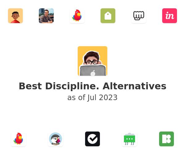 Best Discipline. Alternatives