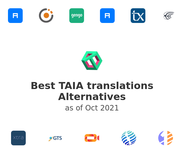 Best TAIA translations Alternatives