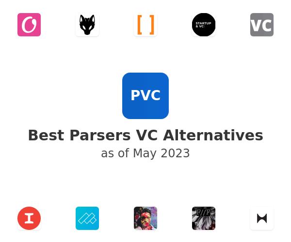 Best Parsers VC Alternatives