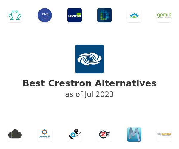Best Crestron Alternatives