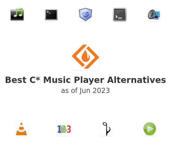 Best C* Music Player Alternatives