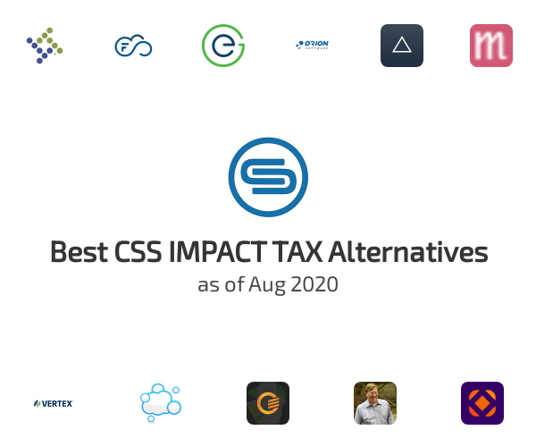 Best CSS IMPACT TAX Alternatives