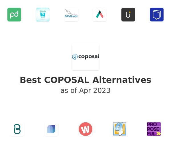 Best COPOSAL Alternatives