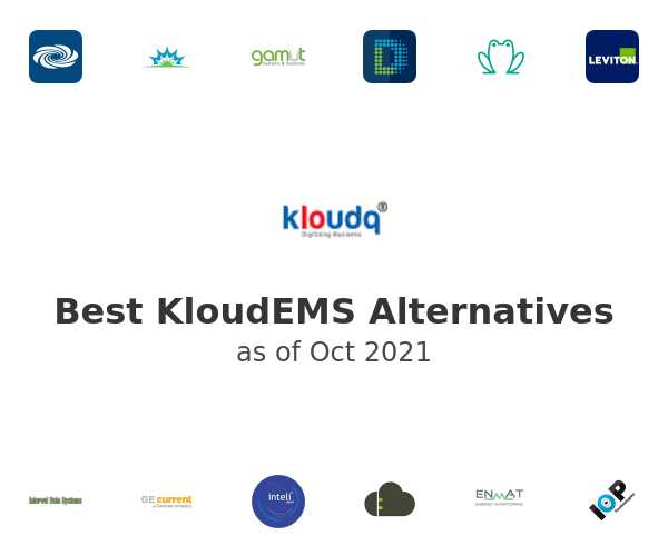 Best KloudEMS Alternatives