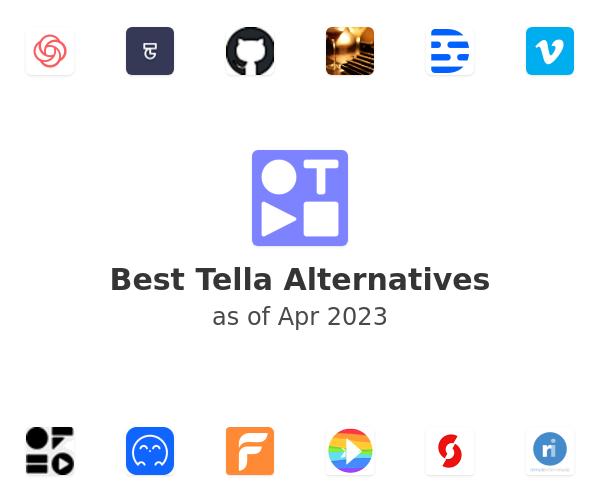 Best Tella Alternatives