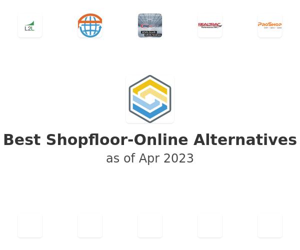 Best Shopfloor-Online Alternatives