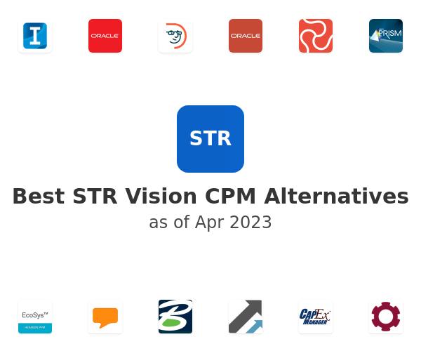 Best STR Vision CPM Alternatives