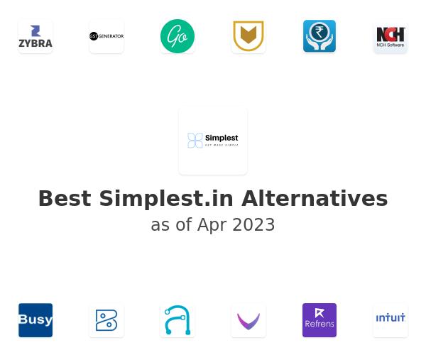 Best Simplest.in Alternatives