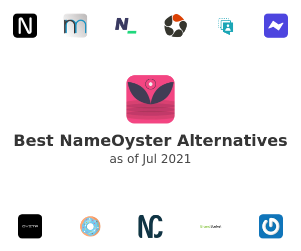 Best NameOyster Alternatives