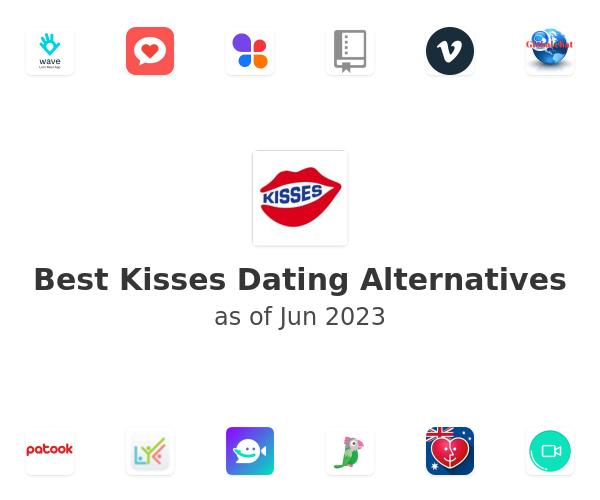Best Kisses Dating Alternatives