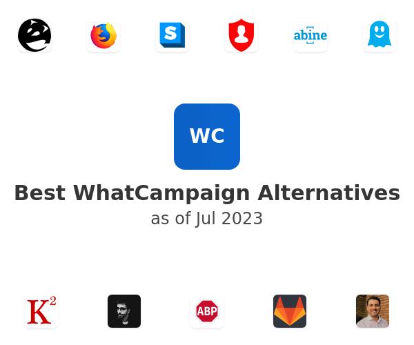 Best WhatCampaign Alternatives
