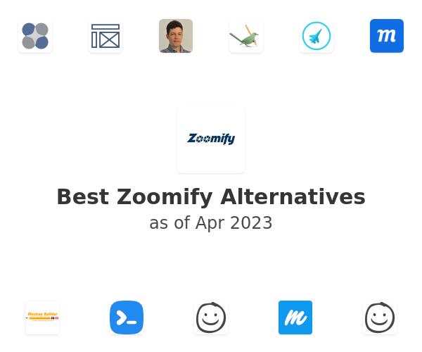 Best Zoomify Alternatives