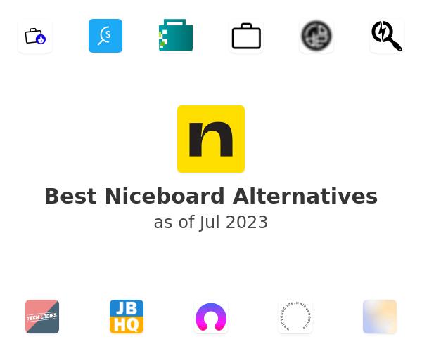 Best Niceboard Alternatives
