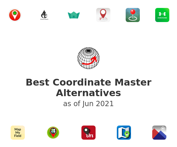 Best Coordinate Master Alternatives