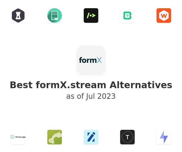 Best formX.stream Alternatives