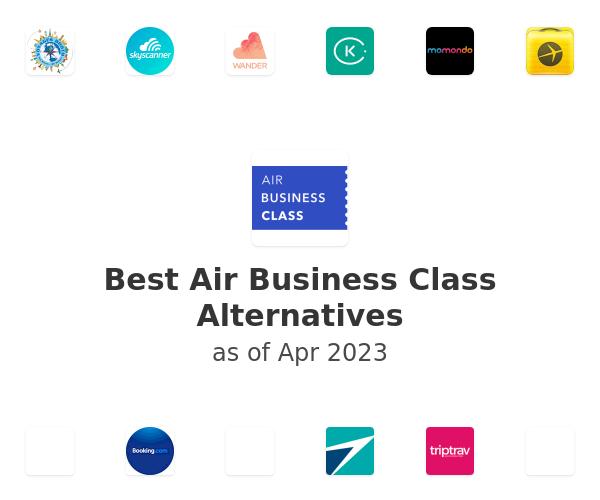 Best Air Business Class Alternatives