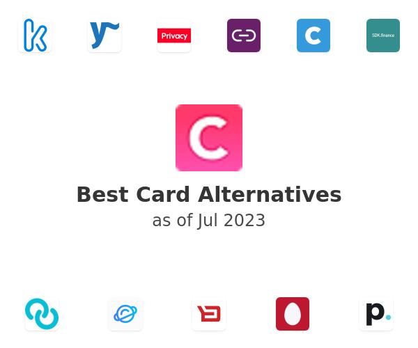 Best Card Alternatives