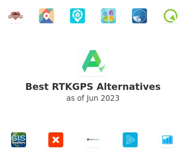 Best RTKGPS Alternatives