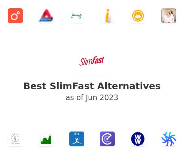 Best SlimFast Alternatives