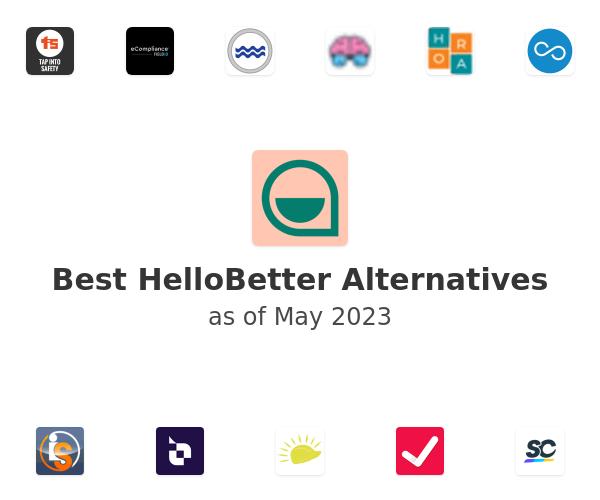 Best HelloBetter Alternatives