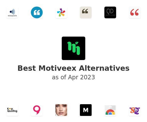 Best Motiveex Alternatives