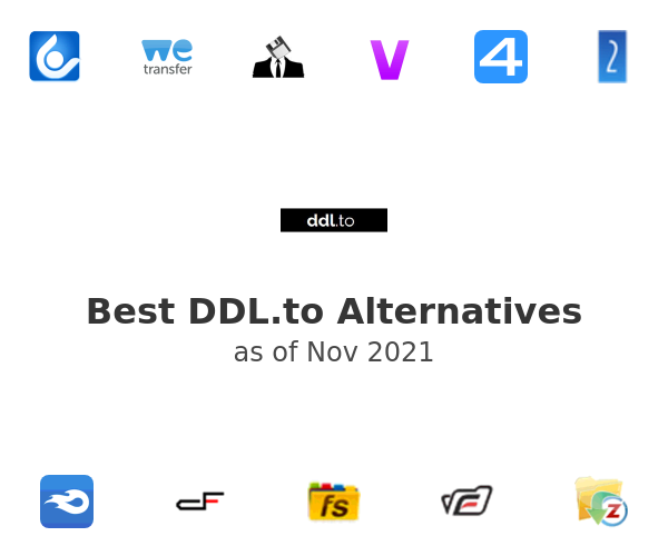 Best DDL.to Alternatives