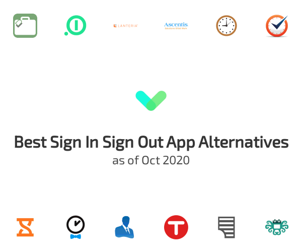 Best Sign In Sign Out App Alternatives
