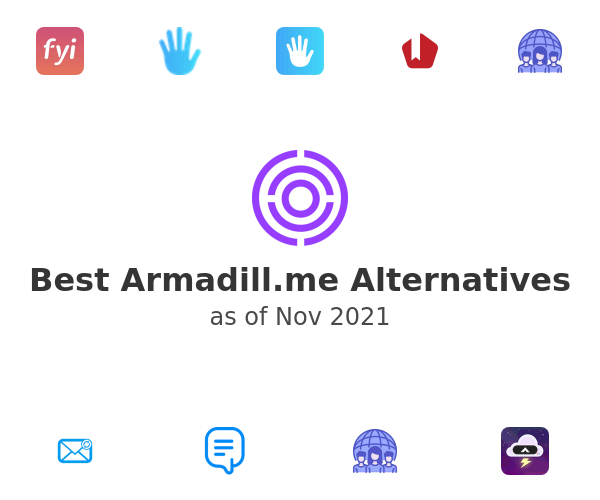Best Armadill.me Alternatives