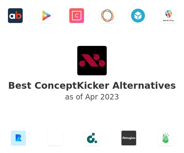 Best ConceptKicker Alternatives