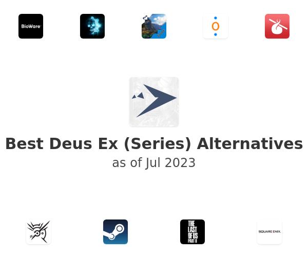Best Deus Ex (Series) Alternatives