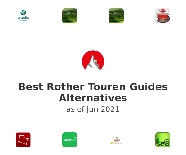 Best Rother Touren Guides Alternatives