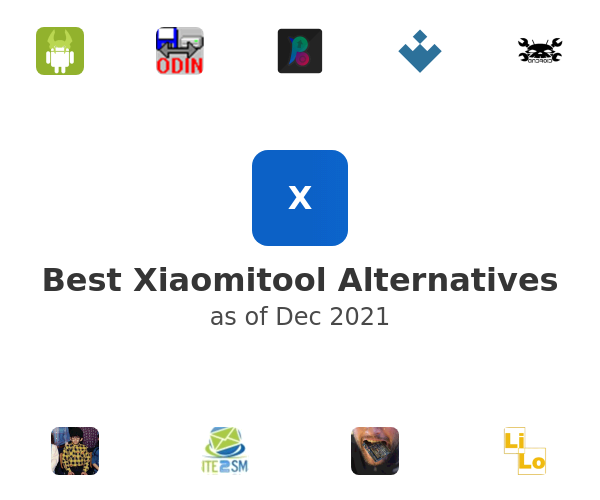 Best Xiaomitool Alternatives