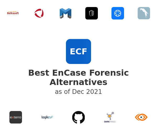 Best EnCase Forensic Alternatives