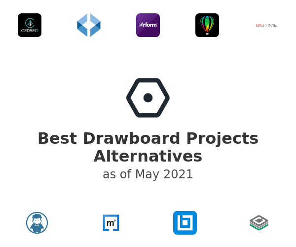 Best Drawboard Projects Alternatives