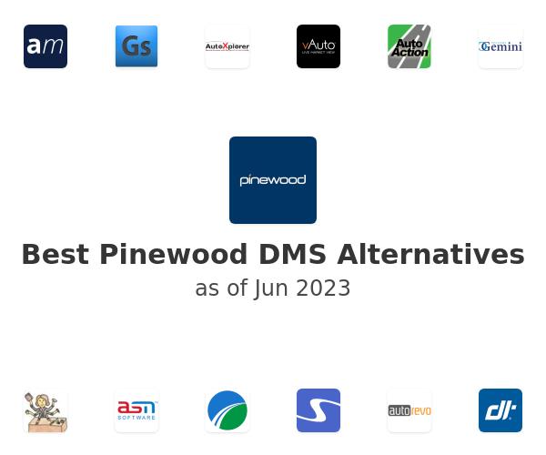 Best Pinewood DMS Alternatives