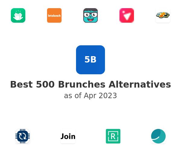 Best 500 Brunches Alternatives