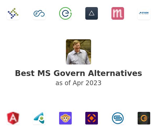 Best MS Govern Alternatives