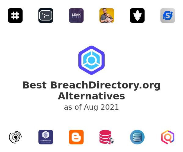 Best BreachDirectory.org Alternatives