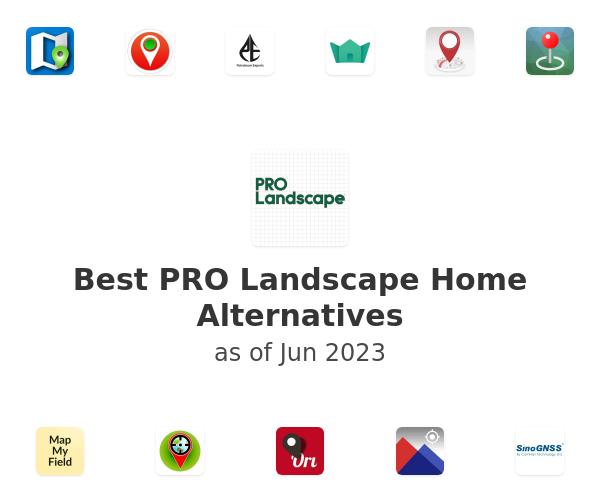 Best PRO Landscape Home Alternatives